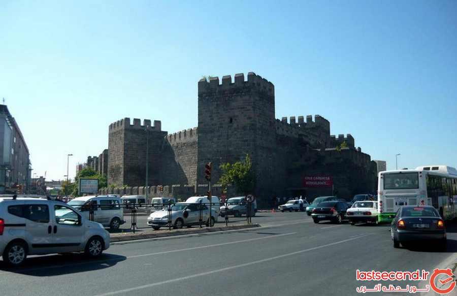 سفری از آناتولی برفی به مدیترانه آبی ( سفر زمینی به ترکیه )