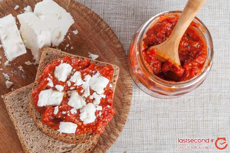 غذاهای مشهور و سنتی بلغارستان 