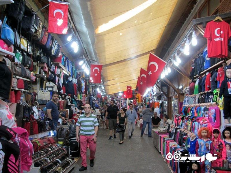 4- آنتالیا، پنجمین شهر پرجمعیت کشور ترکیه