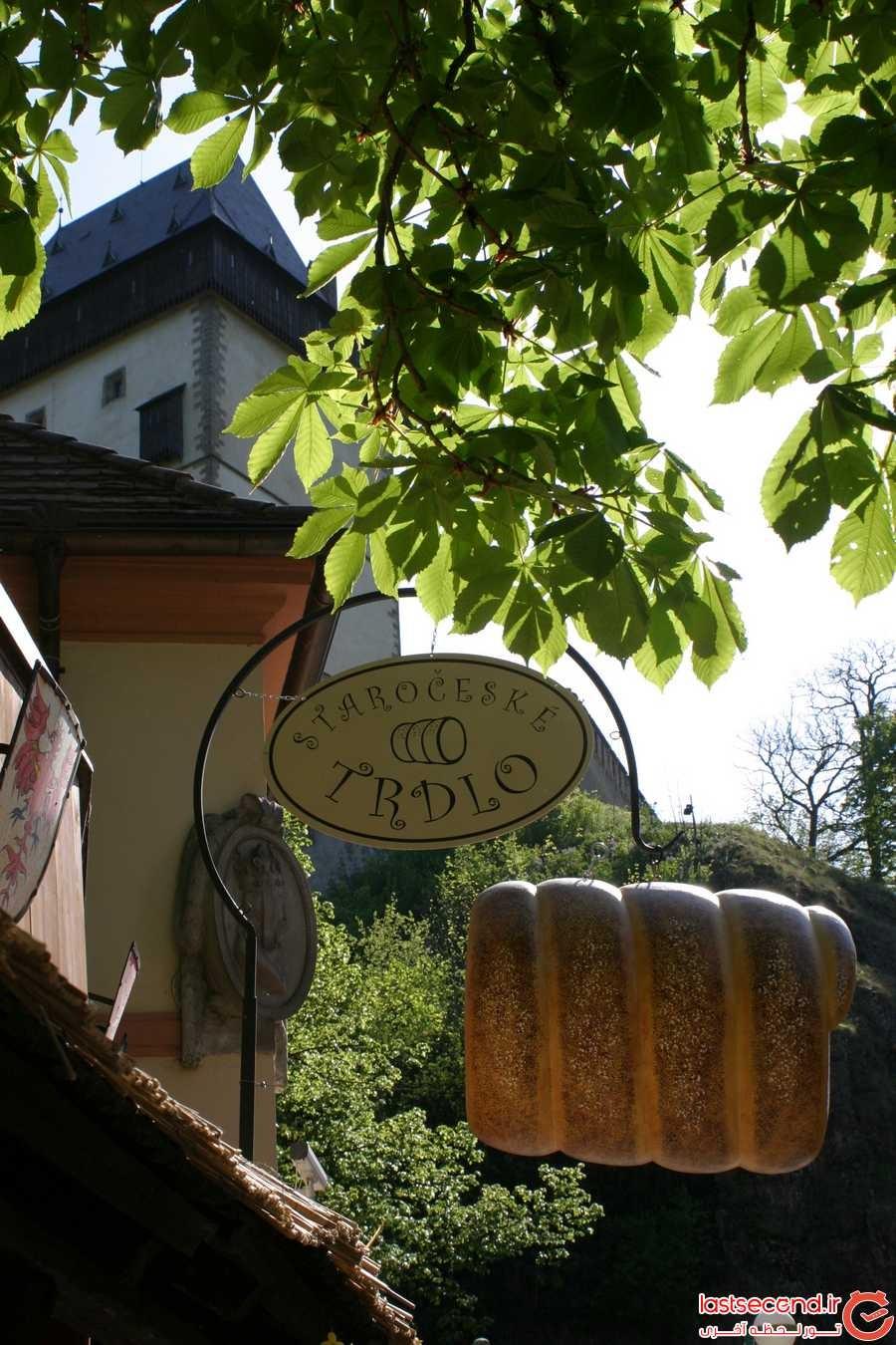 برترین دسرهای جمهوری چک