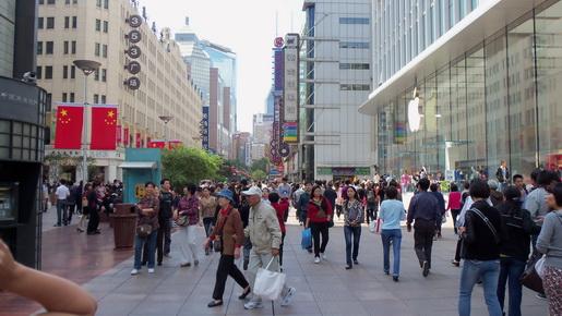 چین ، شانگهای ، روز دوم – ۴ اکتبر ۲۰۱۱