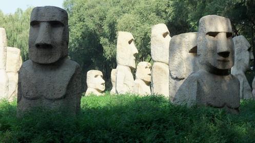 چین ، برگشت به پکن + پارک جهانی – ۵ و ۶ اکتبر ۲۰۱۱