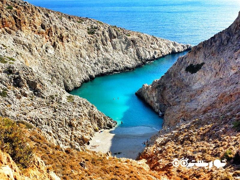 رفتن به کوه شیطان (The Cove of Seitan)