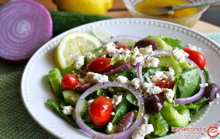 غذاهایی که بدون چشیدنشان نباید یونان را ترک کنید!