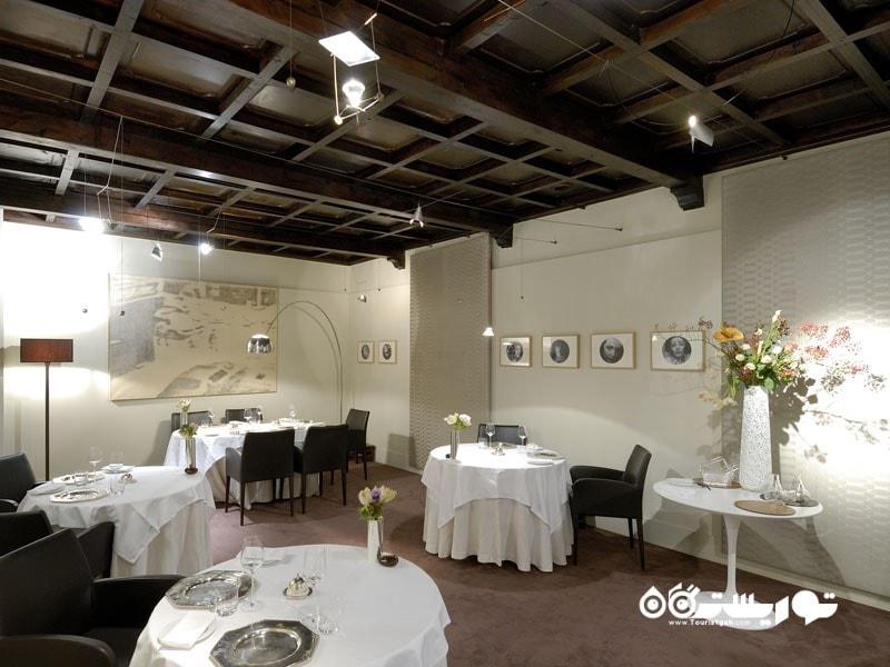 2. رستوران اوستریا فرانسسکانا (Osteria Francescana)