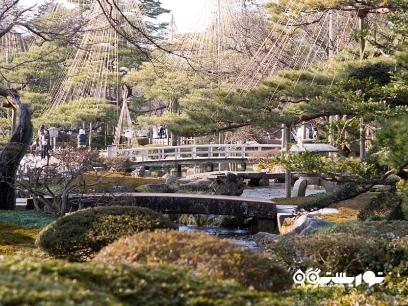 باغ کِنرِکو اِن (Kenroku-en Garden)