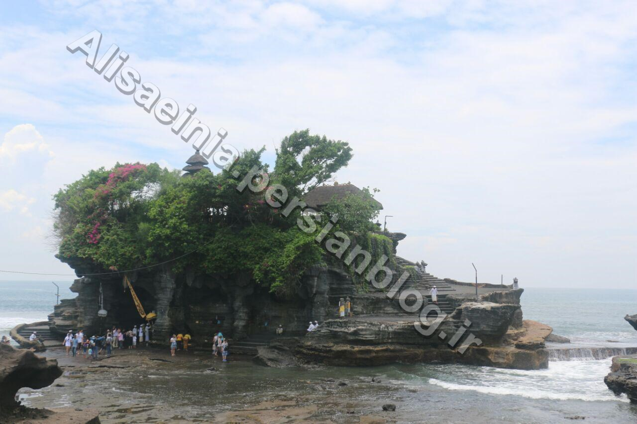 سفرنامه بالی