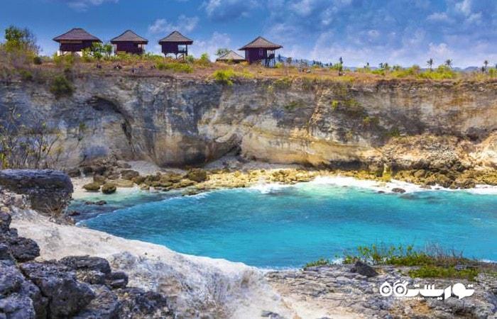 اگر می خواهید که روی سواحل شنی ریلکس کنید اندونزی