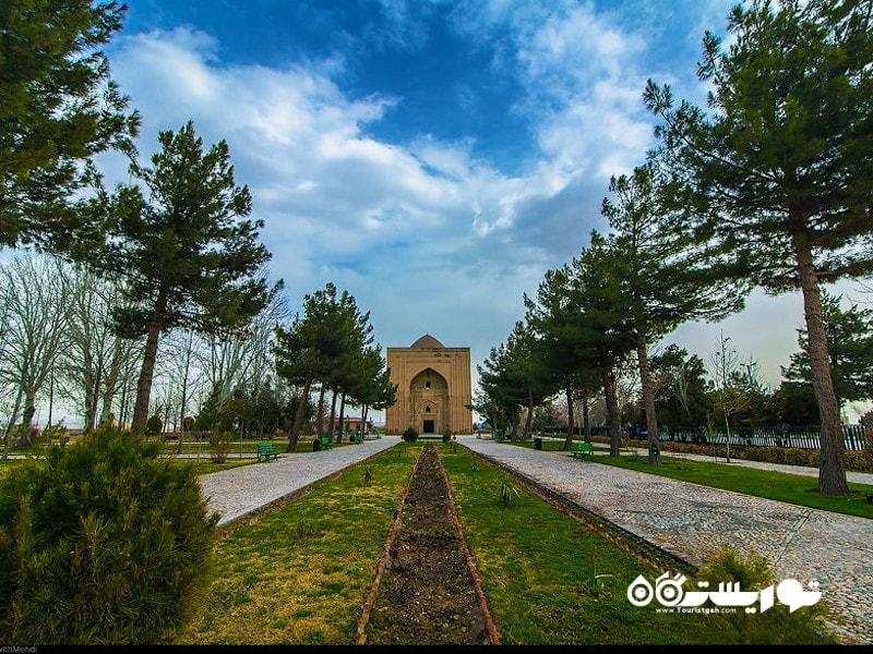 خانقاه هارونیه، شهرستان طوس، مشهد، استان خراسان رضوی