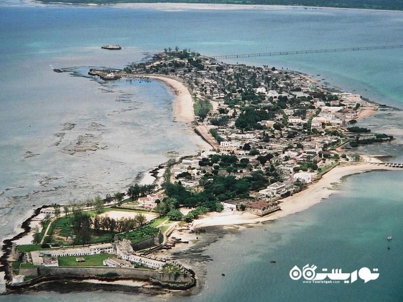 جزیره ایلها د موزامبیک (Ilha de Moçambique) در کشور موزامبیک
