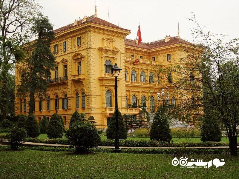 کاخ ریاست جمهوری هانوی Hanoi