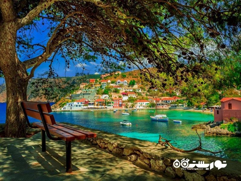 ونیزی ها این جزیره را در سال 1500 میلادی از ترک ها پس گرفتند