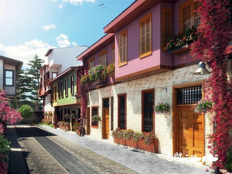 شهر قدیمی کالیچی (Kaleiçi)
