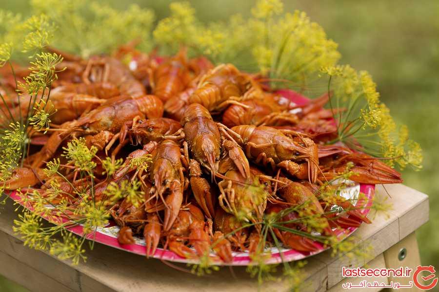 جذاب ترین و خوشمزه ترین غذاهای سوئدی