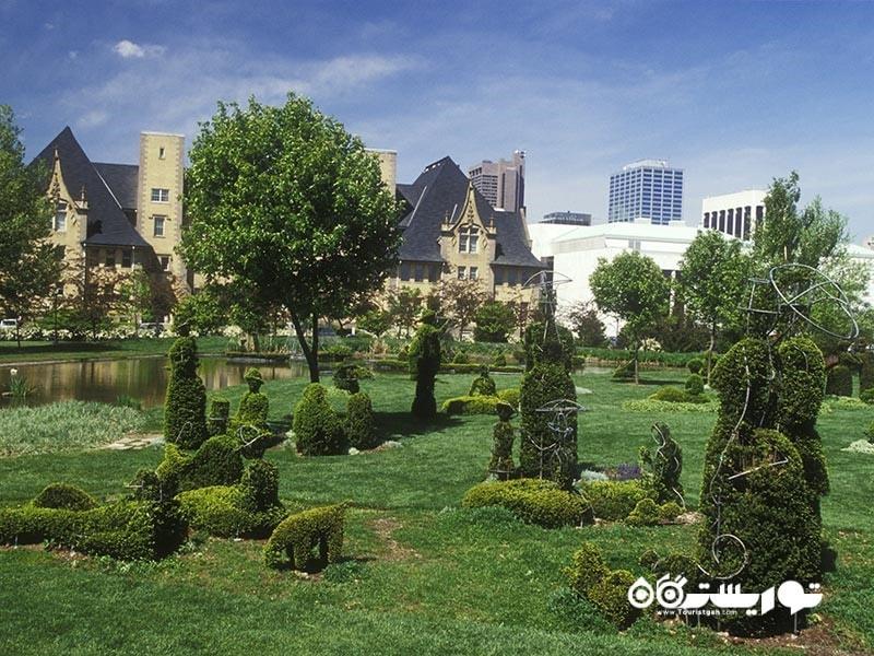 پارک درخت آرایی (The Topiary Park)