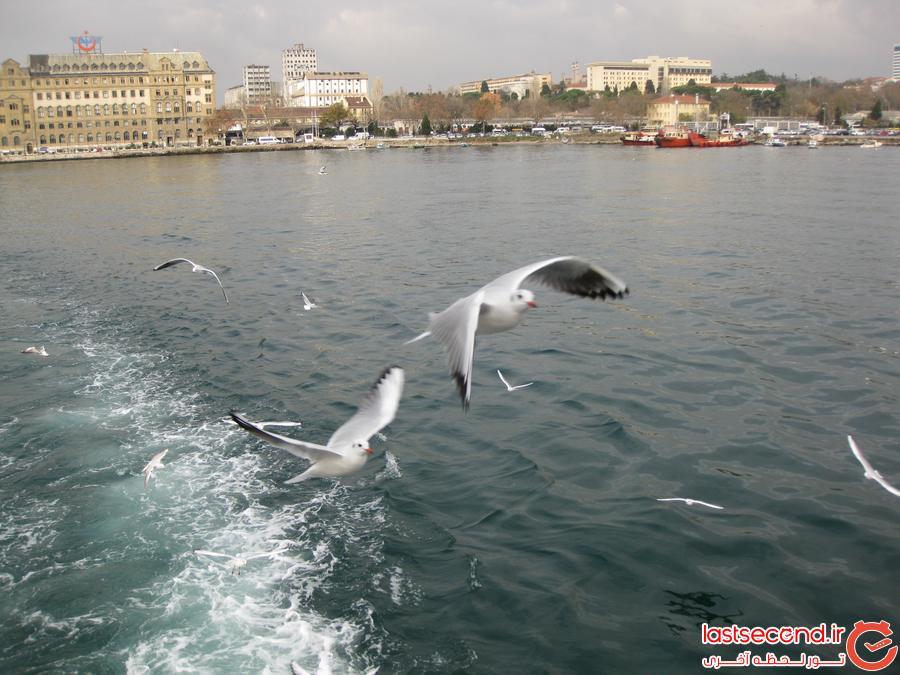 سفرنامه استانبول دوست داشتنی