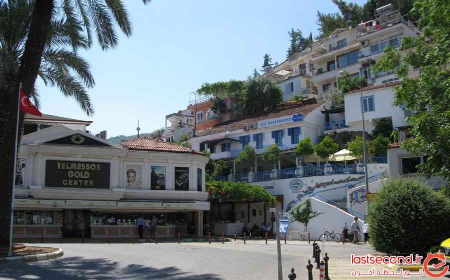 سفرنامه الودنیز-شهر زیبای ترکیه