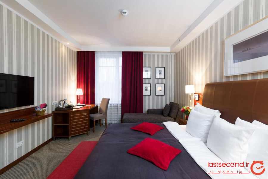با یکی از هتل های خوب سنت پترزبورگ آشنا شوید + تصاویر