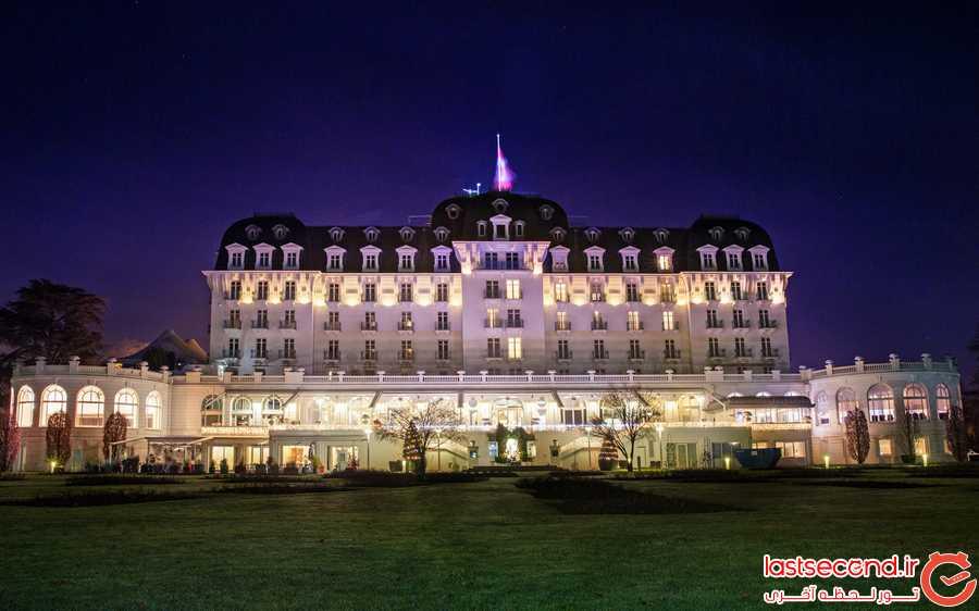 شگفت انگیزترین هتل های فرانسه