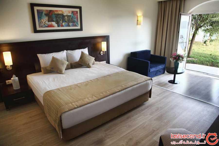 هتل یاسمین ریزورت، بدروم