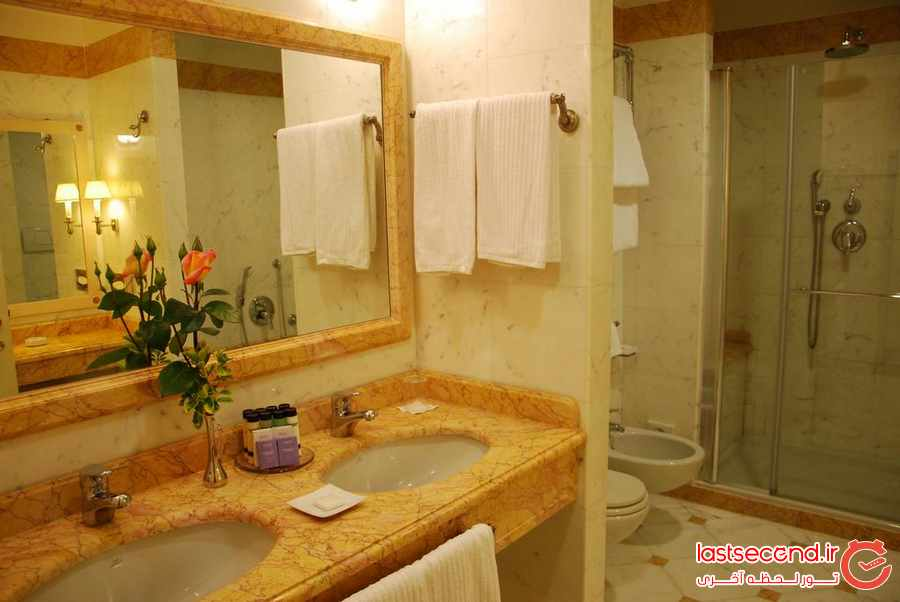 اقامتی شیرین در هتلی رویایی در توسکانی         