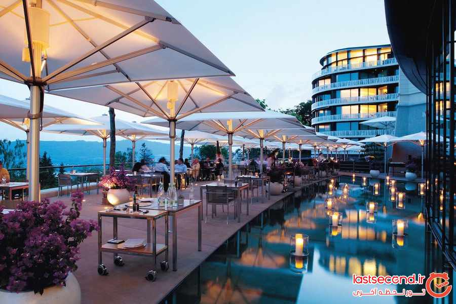 بهاری ترین هتل های جهان  