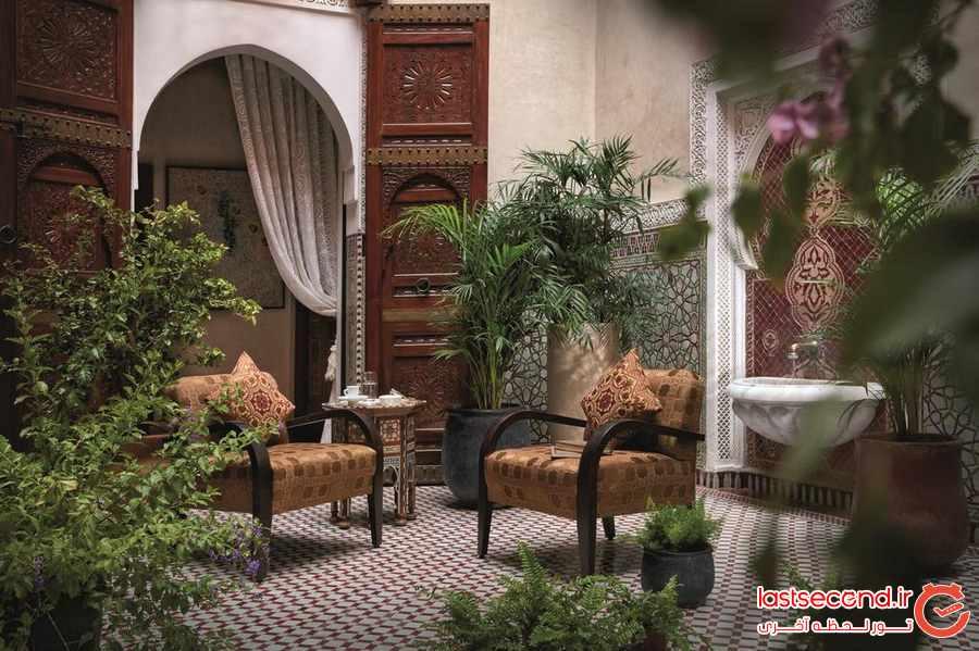 با هتل لوکس رویال منصور در مراکش بیشتر آشنا شوید          
