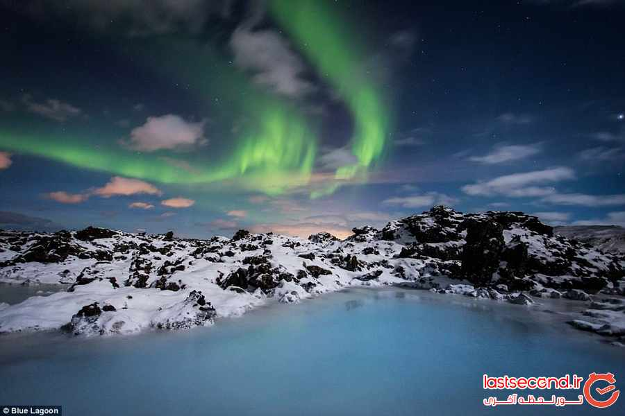 نگاهی به لوکس ترین هتل ایسلند           