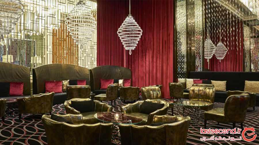 هتل لوکس وستین دبی الحبتور سیتی 