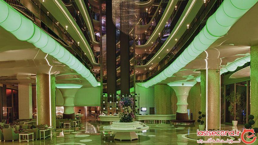 هتل مکس رویال، آنتالیا