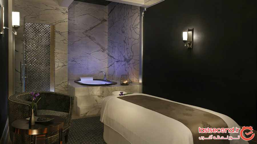 سنت رجیس ، هتلی لوکس در دبی 