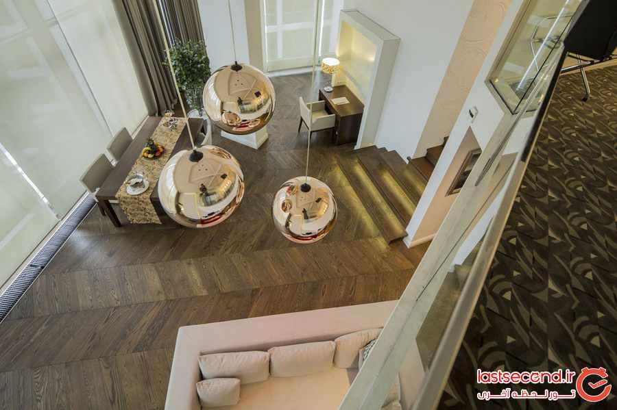 هتل الیزیوم ، ام گالری هتلی لوکس در قلب استانبول 