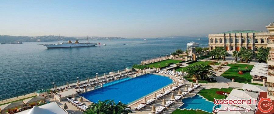 برترین هتل های استانبول با بهترین و دیدنی ترین چشم اندازها + تصاویر