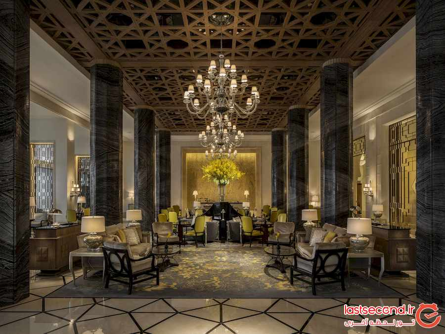 هتل فور سیزنز ریزورت در جمیرا بیچ 