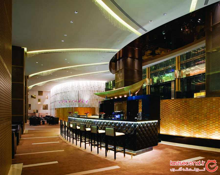 هتل میدان دبی ، هتلی لوکس در کنار یک زمین مسابقه 