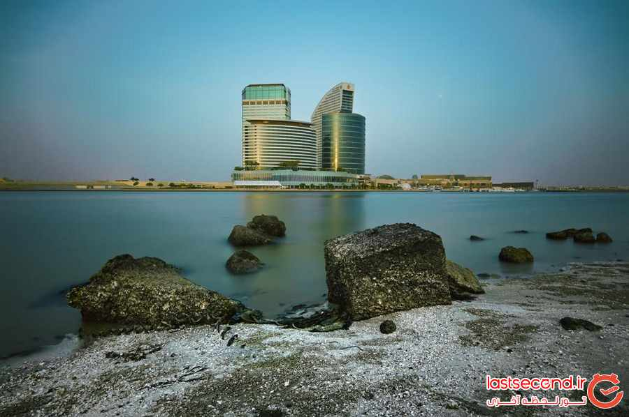هتل اینترکانتیننتال دبی فستیوال سیتی 