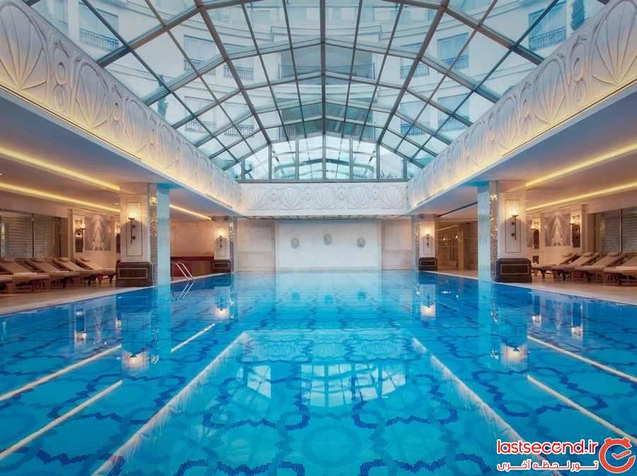 هتل سی وی کی پارک بسفروس  - استانبول