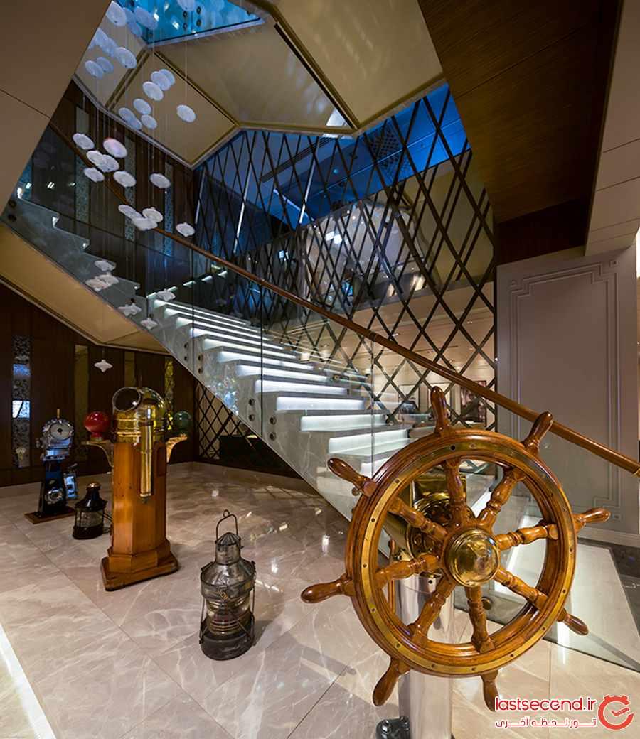 هتل تایتانیک بیزینس بایرام پاشا ، هتلی لوکس در استانبول 