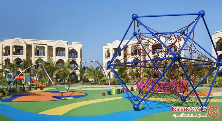 هتل رودا الموروج دبی