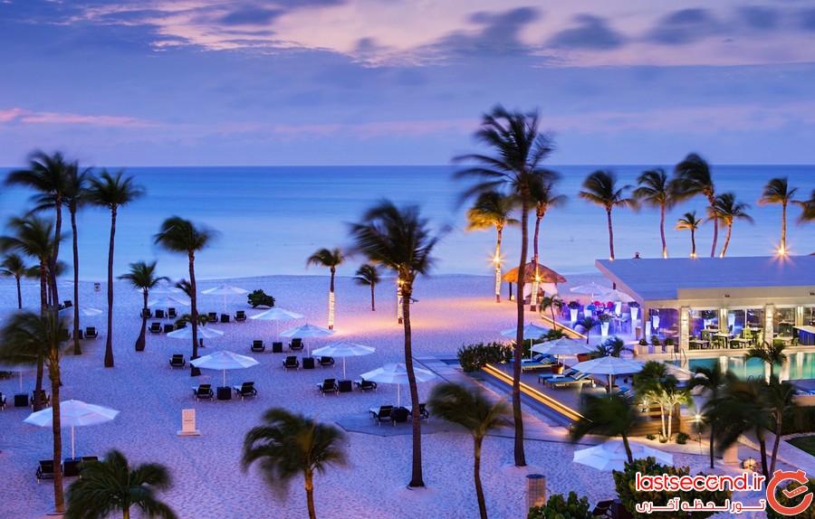 رومانتیک ترین هتل دنیا کجاست؟ + تصاویر