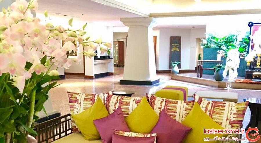 آوانی، هتلی لوکس و زیبا در پاتایا