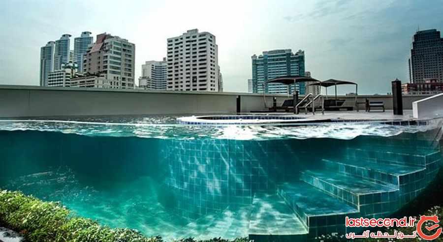 اقامتی لوکس و آرام در قلب تپنده شهر بانکوک داشته باشید          