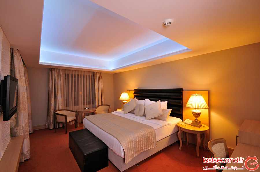 اقامتی رویایی در هتل سامارا توربا بدروم