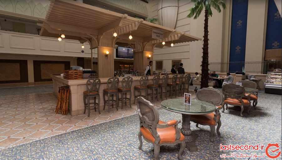 مریت پارک هتل در قلب مدیترانه 