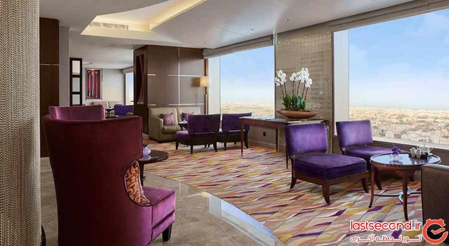 اقامتی همانند یک سوپراستار در هتل کنراد دبی  
