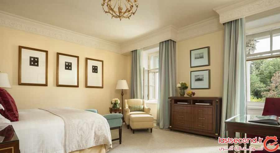 هتلی همانند یک کاخ سلطنتی در قلب سن پترزبورگ  