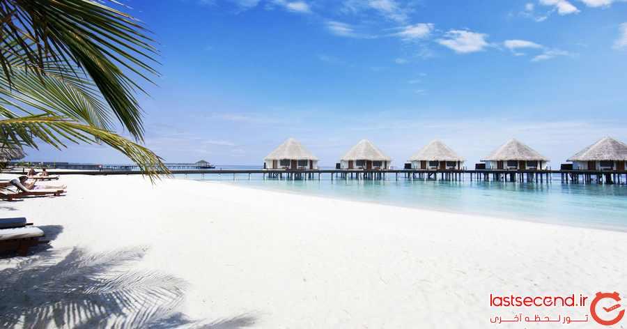 معرفی هتل Adaaran Presige Water Villas در مالدیو