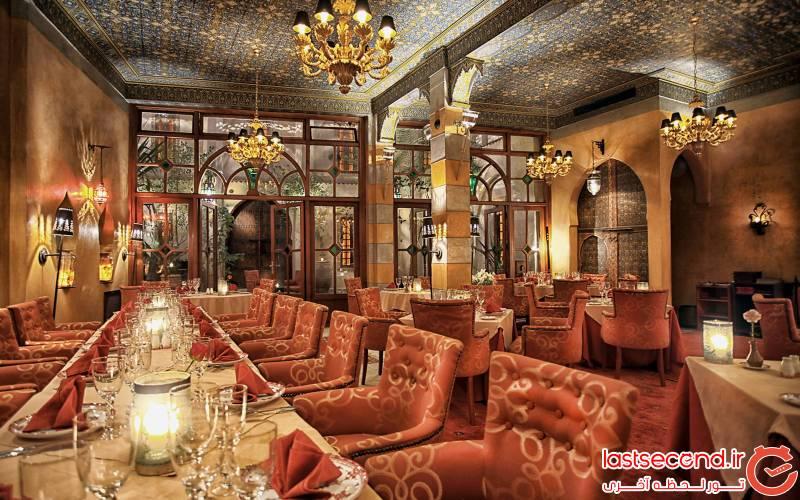 هتل لامزون عرب، هتلی سنتی در قلب مراکش
