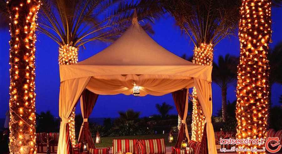 معرفی هتل ریتز کارلتون در دبی