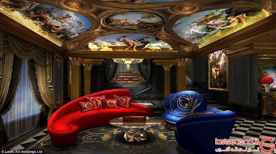 آیا این هتل ، لوکس ترین هتل جهان خواهد بود ؟